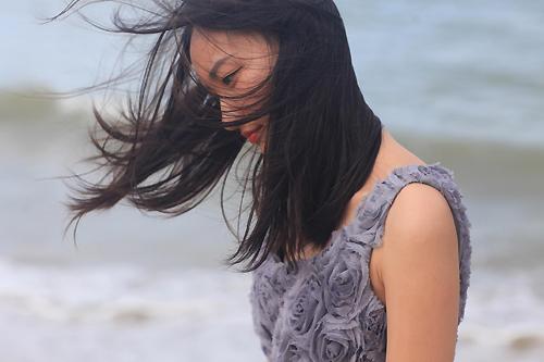 Nữ họa sĩ Việt ấn tượng bởi gu thời trang lãng mạn - 7