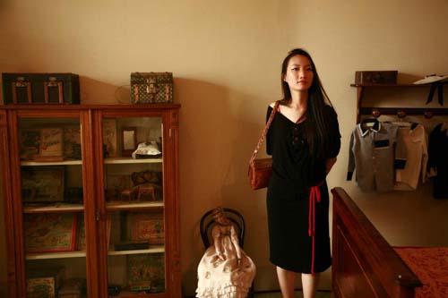 Nữ họa sĩ Việt ấn tượng bởi gu thời trang lãng mạn - 8