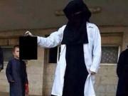 Tin tức trong ngày - Nữ bác sĩ của IS gây sốc với hình ảnh cầm thủ cấp
