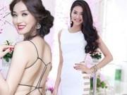 Thời trang - Phạm Hương mặc váy hở sườn dẫn đầu top mặc đẹp