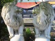 Tin tức trong ngày - Sư tử đá ngoại lai ở làng nghề đá mỹ nghệ mốc xanh vì ế