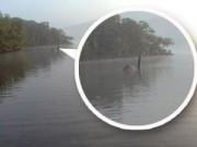 """Phi thường - kỳ quặc - Phát hiện thủy quái giống """"huyền thoại"""" ở hồ Loch Ness"""