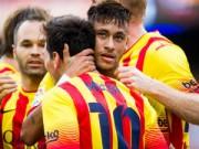Bóng đá - Barca toàn thắng ở Liga: Dấu ấn ngôi sao Nam Mỹ
