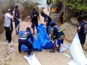 Tin tức trong ngày - Khách du lịch người Anh bị giết hại dã man ở Thái Lan