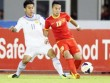 """Olympic Việt Nam """"dạy"""" Olympic Iran bài học bóng đá"""