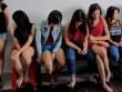 9 'kiều nữ' thuê phòng trọ để sử dụng ma túy