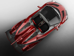 Lamborghini Veneno Roadster rao bán giá trên trời