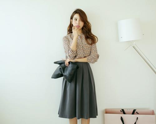 Cách chọn váy cho người mập chân to