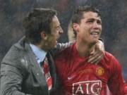Bóng đá - Huyền thoại MU tin Ronaldo sẽ trở lại Quỷ đỏ