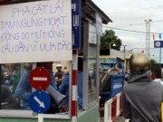 """Tin tức trong ngày - TPHCM: Phà Cát Lái """"tê liệt"""", dân đánh cược tính mạng"""
