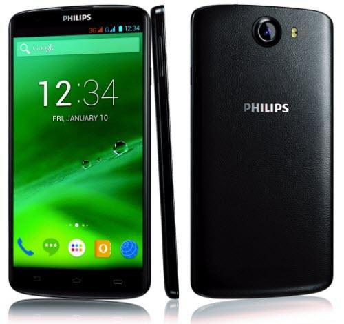Philips I928 lõi 8, màn hình cong 2.5D độc đáo - 1