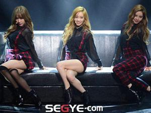 3 cô gái ngoan hiền SNSD bất ngờ nhảy táo bạo