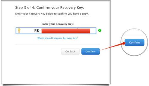 iCloud có tính năng xác thực 2 bước - 3
