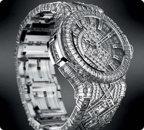 """10 chiếc đồng hồ trăm tỉ đến """"tay chơi"""" cũng choáng - 7"""