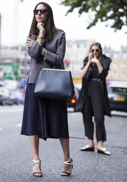 Phát ghen với tín đồ mặc đẹp trên phố London - 4