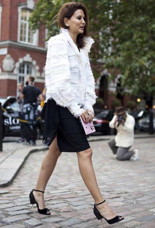 Phát ghen với tín đồ mặc đẹp trên phố London - 9