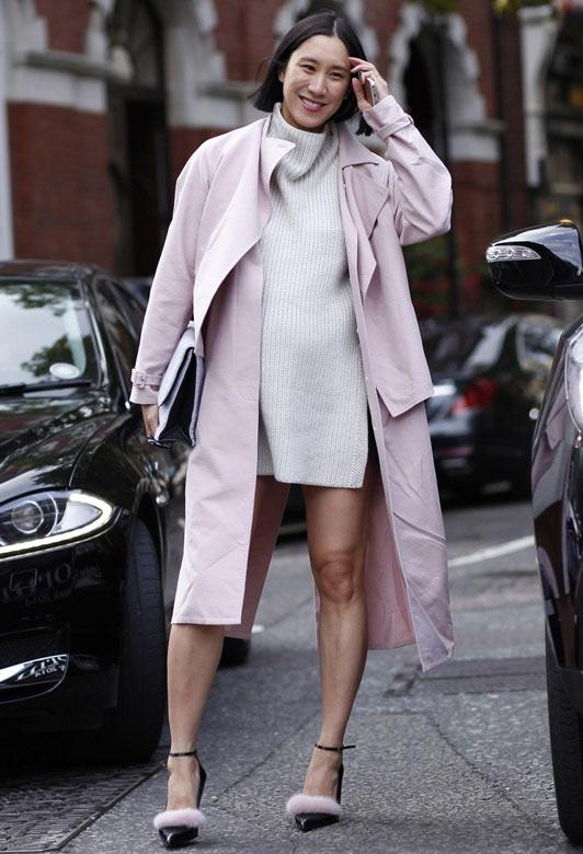 Phát ghen với tín đồ mặc đẹp trên phố London - 2