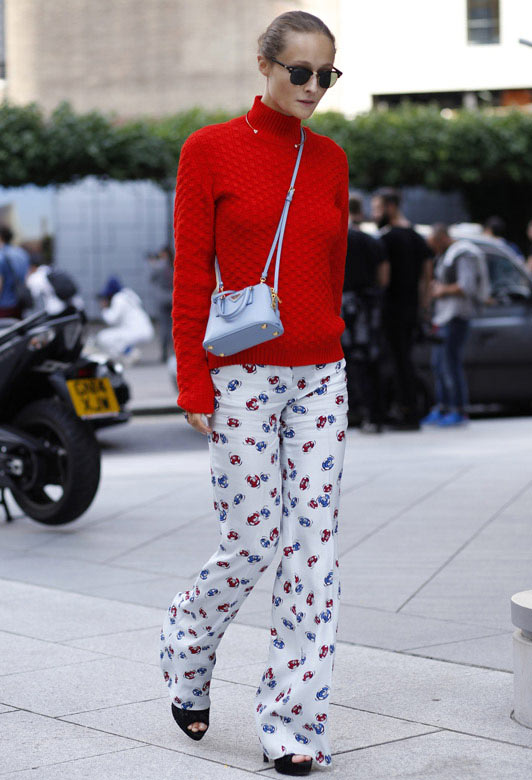 Phát ghen với tín đồ mặc đẹp trên phố London - 14