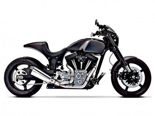 Ngắm siêu mô tô KRGT-1 giá 78.000 USD - 1