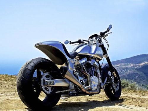 Ngắm siêu mô tô KRGT-1 giá 78.000 USD - 2