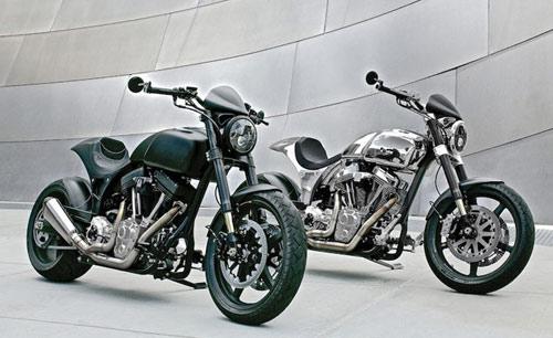 Ngắm siêu mô tô KRGT-1 giá 78.000 USD - 4