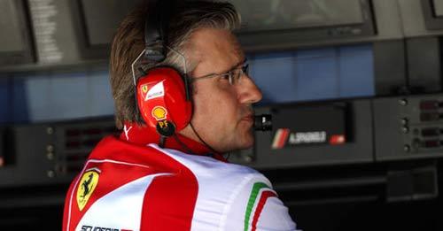 F1: Mùa giải bỏ đi, Ferrari chuyển hướng 2015 - 1