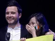Ca nhạc - MTV - Shane Filan khiến fan nữ khóc nức nở