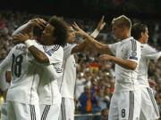 Bóng đá - Real Madrid - Basel: Tốc độ chóng mặt