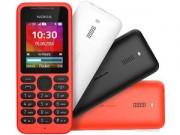 Thời trang Hi-tech - Điện thoại giá rẻ Nokia 130 lên kệ