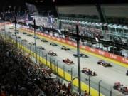 Thể thao - Lịch thi đấu F1: Singapore GP 2014
