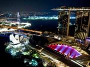 Thể thao - F1 - Singapore GP: Đường đua ánh sáng