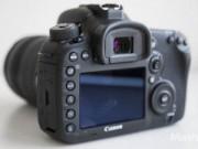 Thời trang Hi-tech - Canon EOS 7D Mark II trình làng: 65 điểm lấy nét, chip DIGIC 6