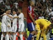 """Bóng đá - Real """"hủy diệt"""" Basel: Như chiếc lò xo nén lâu ngày"""