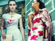 Thời trang - Thùy Trang tư vấn chọn váy thu cho bạn gái