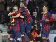 Bóng đá - Champions League: Barca được chọn là ứng viên số 1