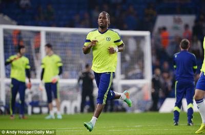 TRỰC TIẾP Chelsea - Schalke: Kết quả bất ngờ (KT) - 3