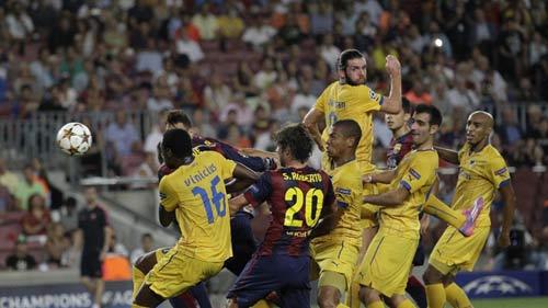 Barca – APOEL: Hiệu quả tối đa - 1
