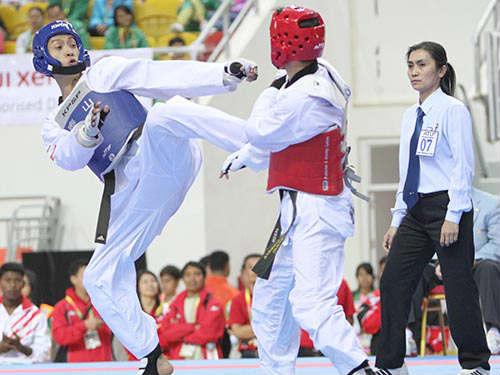 Taekwondo 16 năm mong HCV - 1