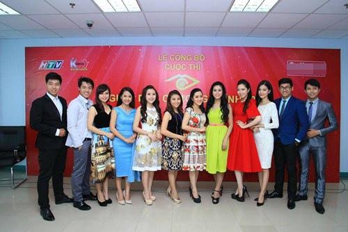 Lộ diện top 12 người dẫn chương trình xuất sắc - 1