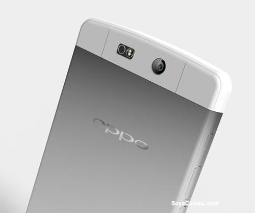 Oppo N3 lộ thiết kế tuyệt đẹp - 1