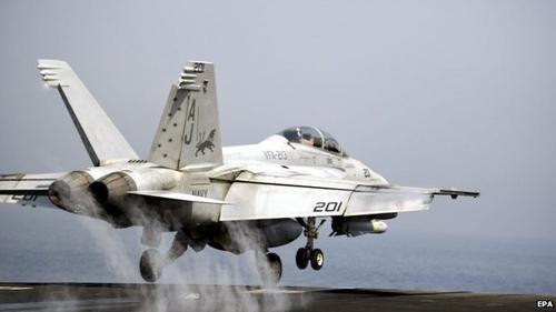 Hạ viện Mỹ thông qua kế hoạch tiêu diệt phiến quân IS - 2