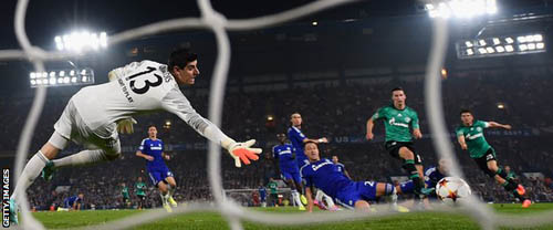 Chelsea bị cầm hoà, HLV Mourinho vẫn lạc quan - 1