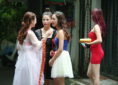 """Thiếu nữ Hà thành khoe """"ngực chuẩn 3kg"""" - 6"""