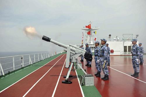 Báo TQ: Thế chiến 3 sẽ nổ ra từ tranh chấp biển - 2