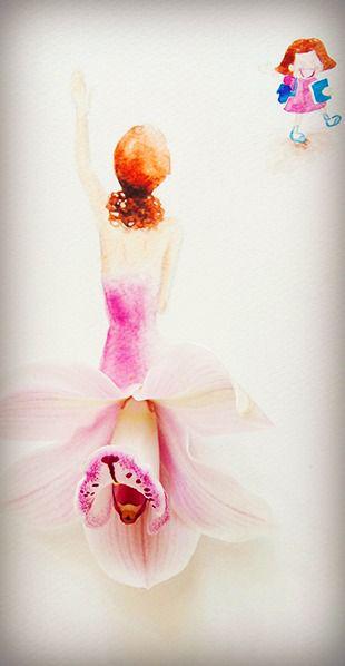 Váy, áo làm từ hoa tươi gây mê hoặc lòng người - 6