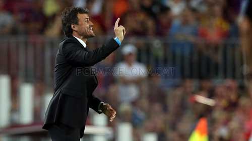 Barca toàn thắng: Chiến công của Enrique – Messi - 1