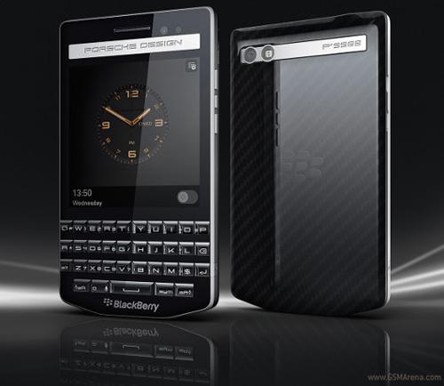BlackBerry Porsche Design P'9983 chính thức ra mắt - 1