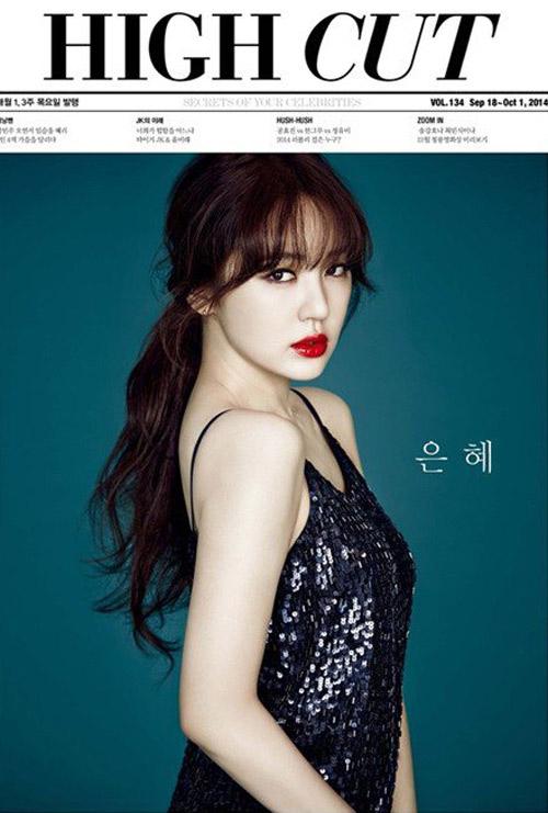 """Lee Min Ho và Yoon Eun Hye khiến fan """"loạn nhịp tim"""" - 1"""
