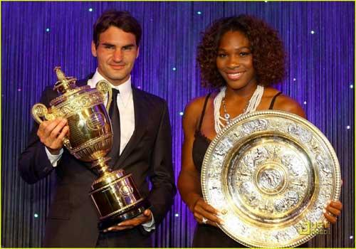 Federer & Serena: Sự nghiệp của ai lẫy lừng hơn? - 1