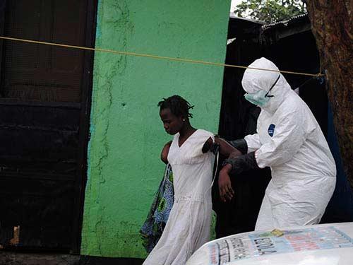 """Dịch Ebola: """"Ngọn lửa từ địa ngục"""" - 1"""